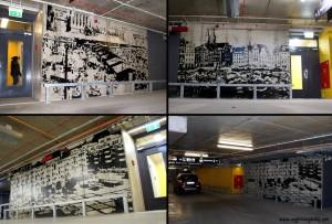 Nowy Targ - parking podziemny
