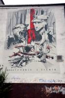 Mural patriotyczny